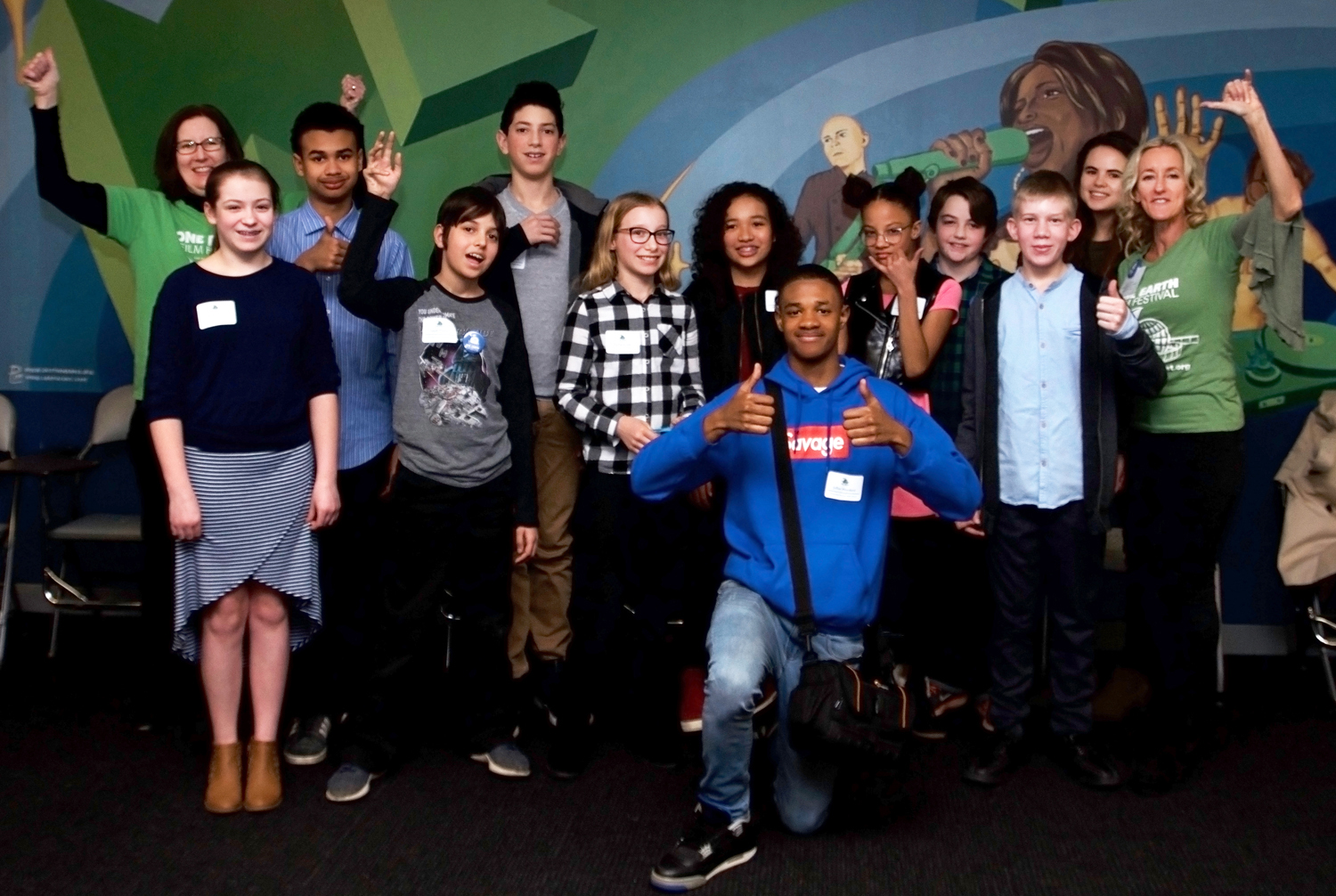 Young Filmmakers Awards 2018