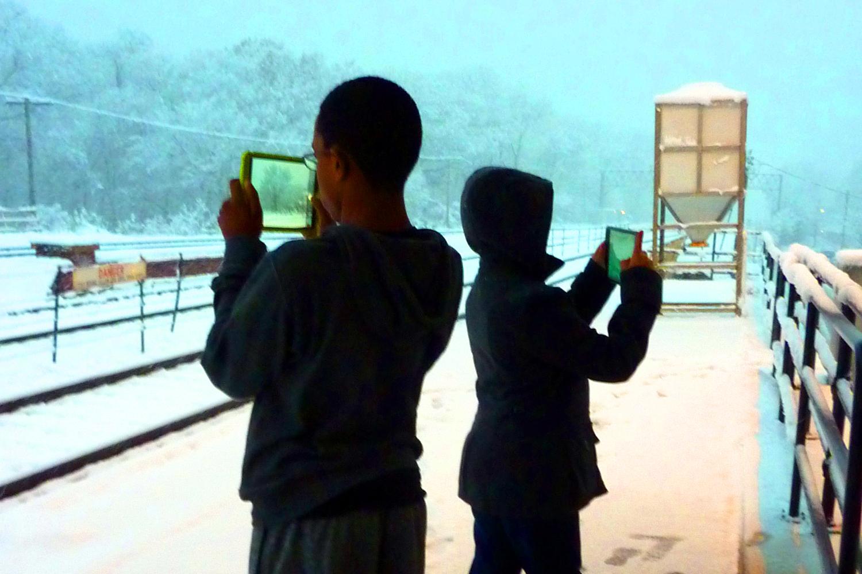 Workshop in Winter