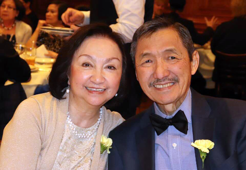 Tessa and Manny Garcia
