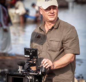 Filmmaker Roger Williams