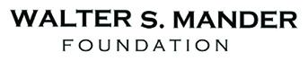 Walter S. Mander Foundation logo