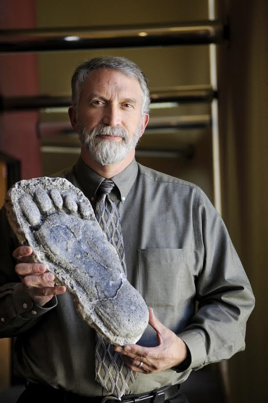 Dr. Jeff Meldrum