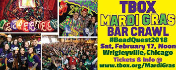 Join Nola for a Mardi Gras Celebration!!!