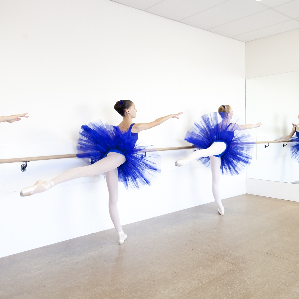BALLET (RAD)   Certified by the Royal Academy of Dance, students improve their ballet technique following the principles of classical class content. As students progress through the grades they have the opportunity to complete yearly examinations to receive certifications of their achievements.