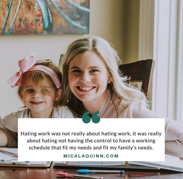Why Freelancing is a good option for moms