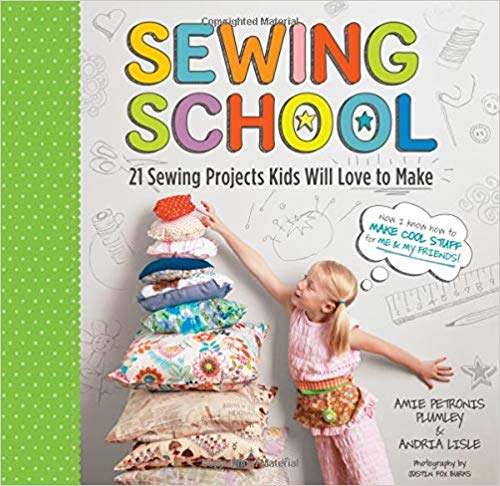 Sewing School book sewing lessons