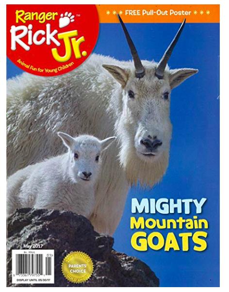 kids magazines
