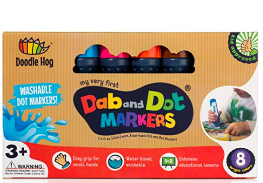 dot markers kids gift ideas