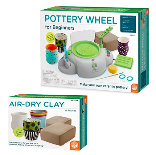 pottery learning for kids gifts for kids