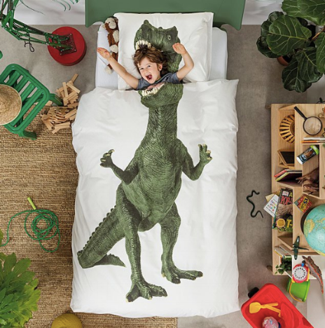 Dinosaur bedding kids gifts for christmas
