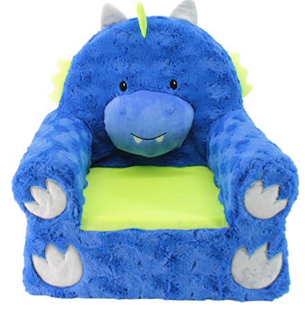 childrens chair for kids who love animals