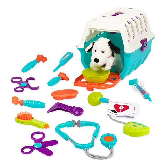 vet set gift for kids who love animals