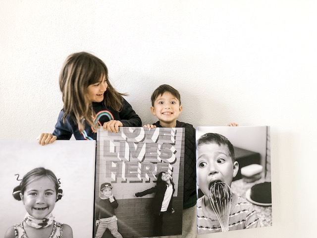 canvas ideas for the living room