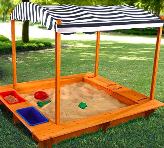 kid craft sandbox  toy prime deal