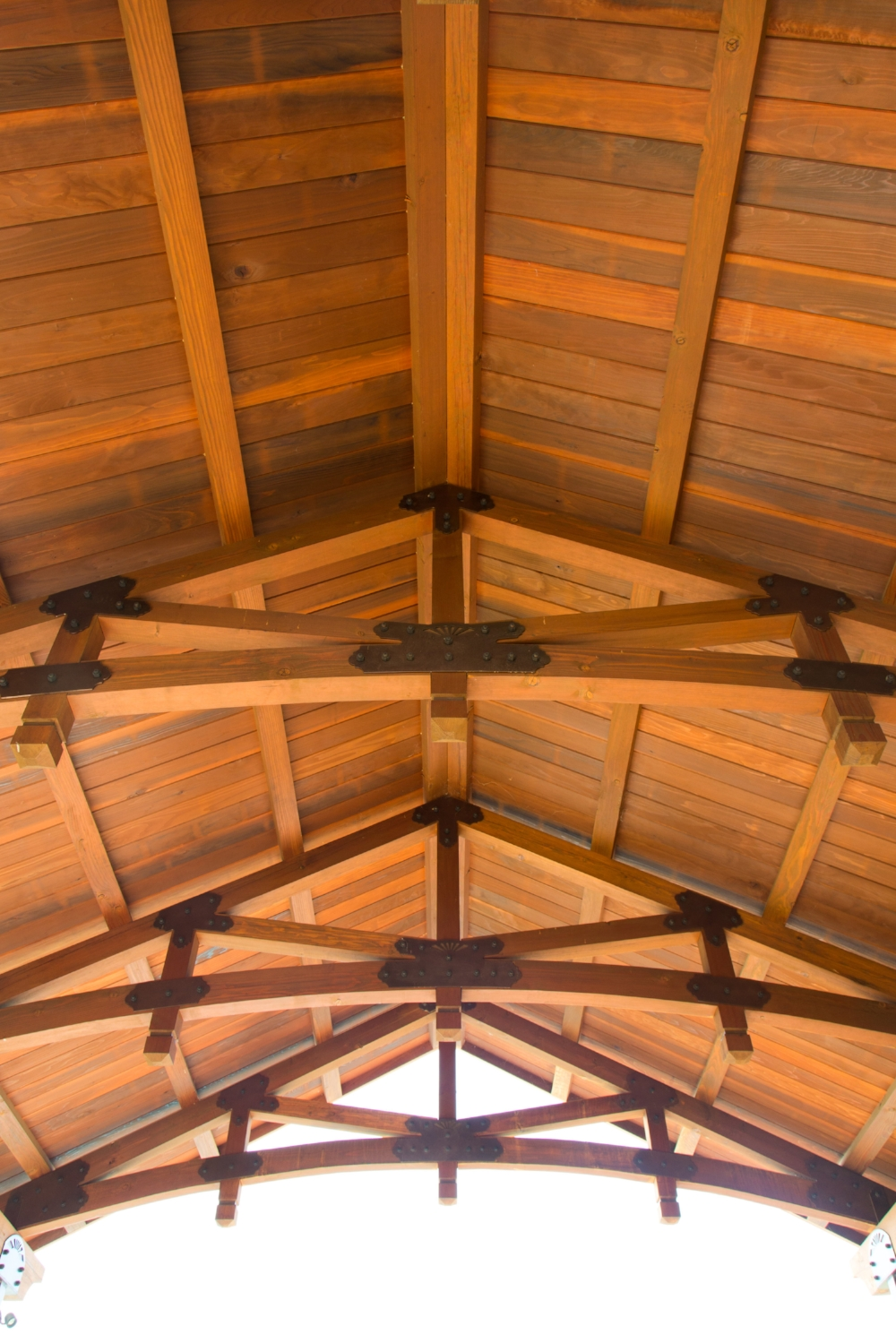 Systems Plus Lumber Company Timber Truss