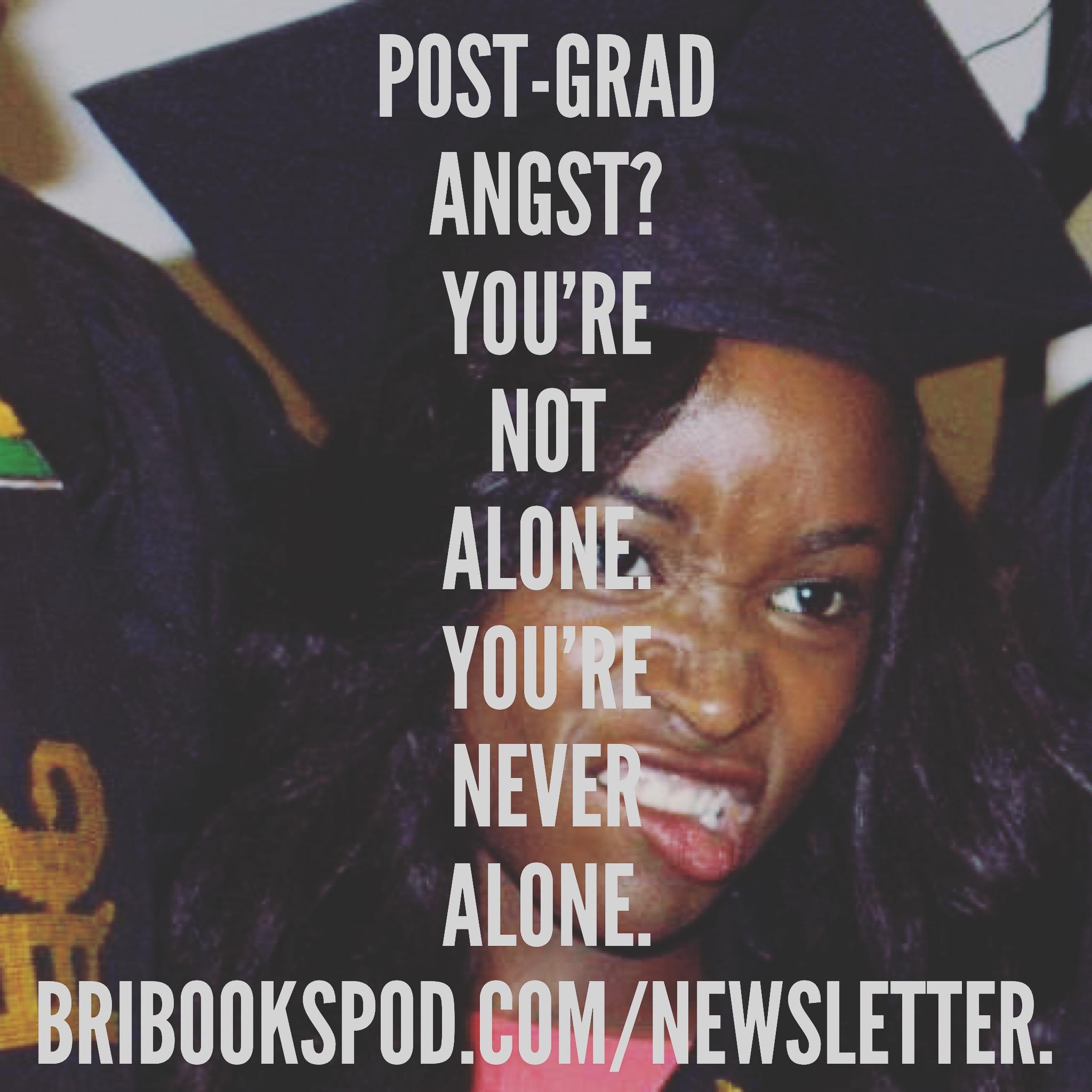 Bri Books Podcast Post Grad