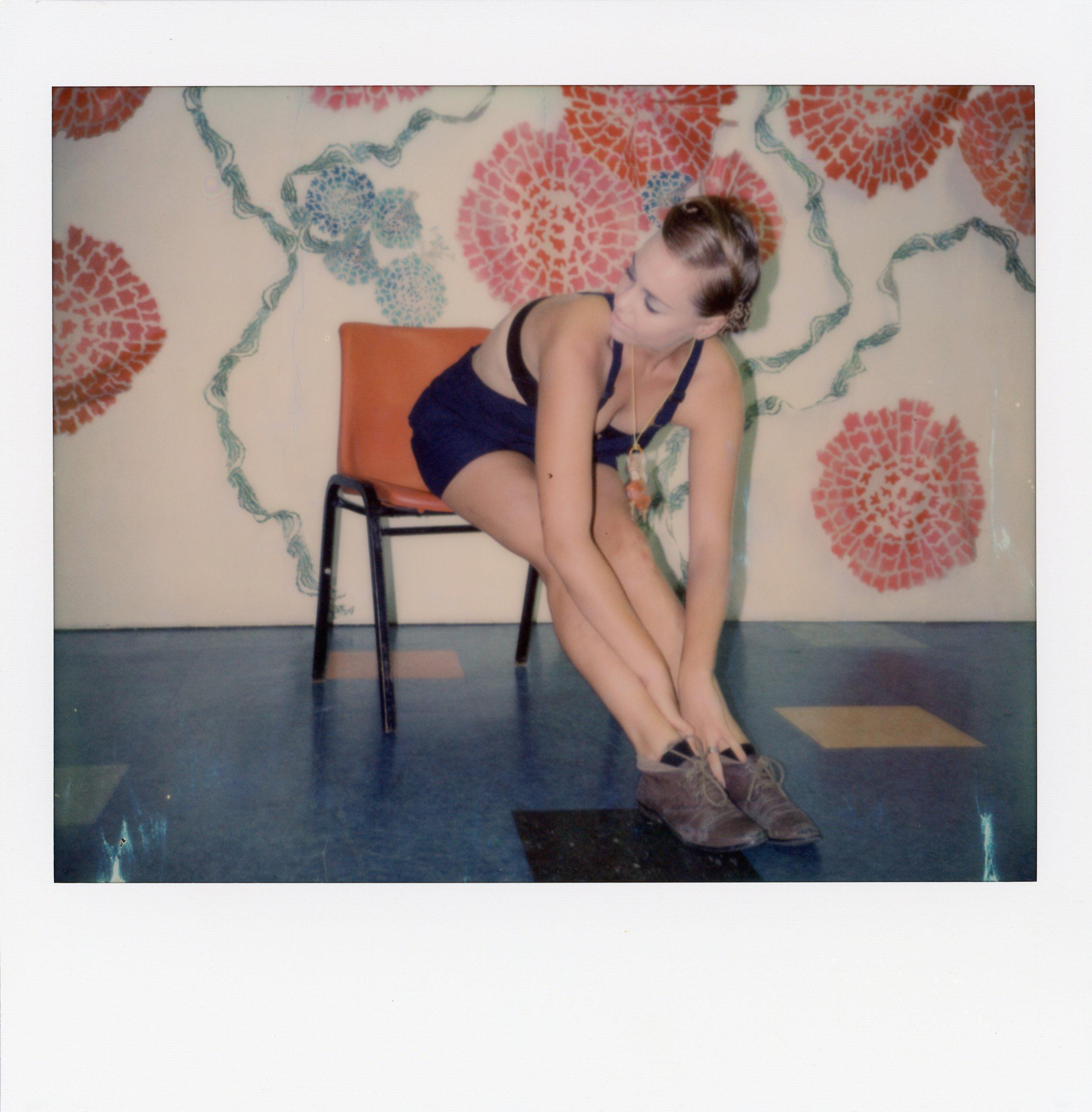 Polaroid by Pete Becker