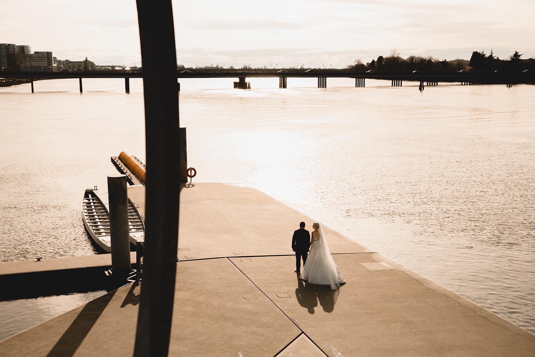 Ryan + Kelsey - UBC Boathouse, Vancouver Wedding Photography