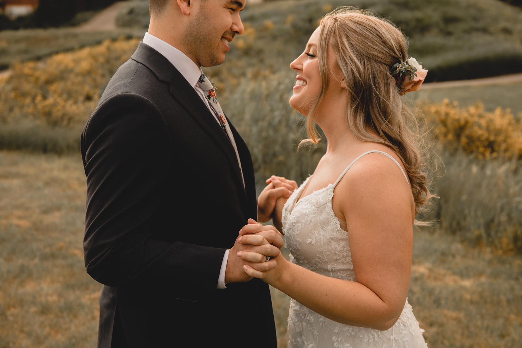 Westwood Plateau Wedding