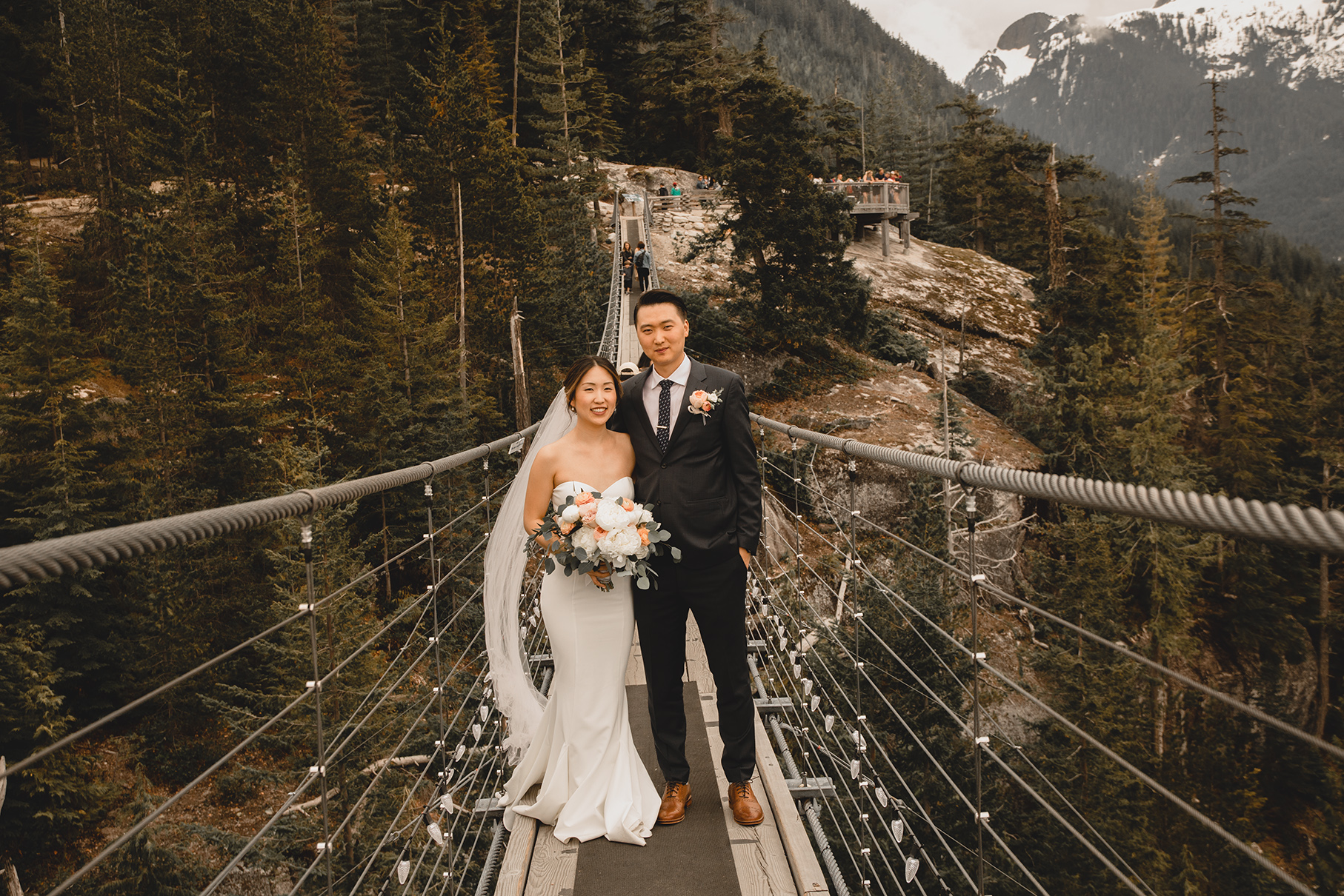 Sea to Sky Wedding