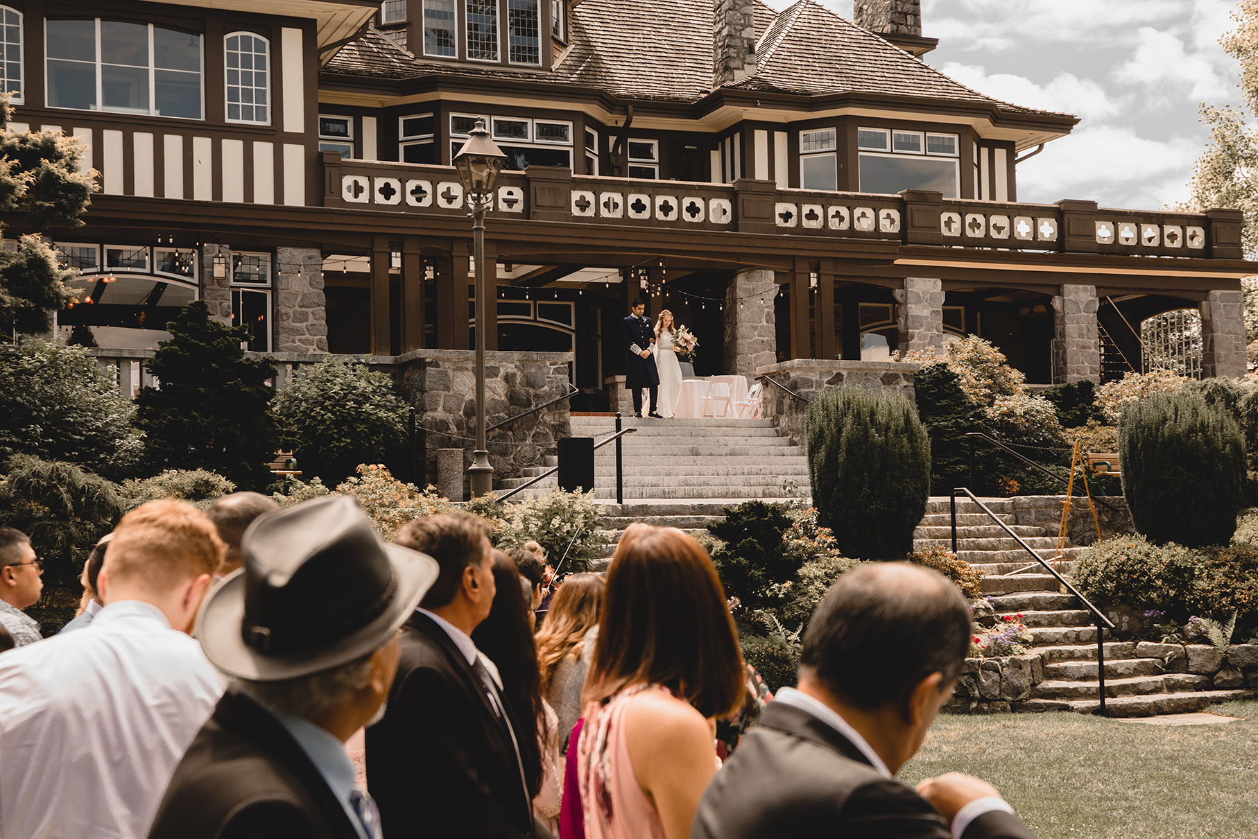 Sean + Rebecca - Cecil Green Park House, Vancouver Wedding Photographer