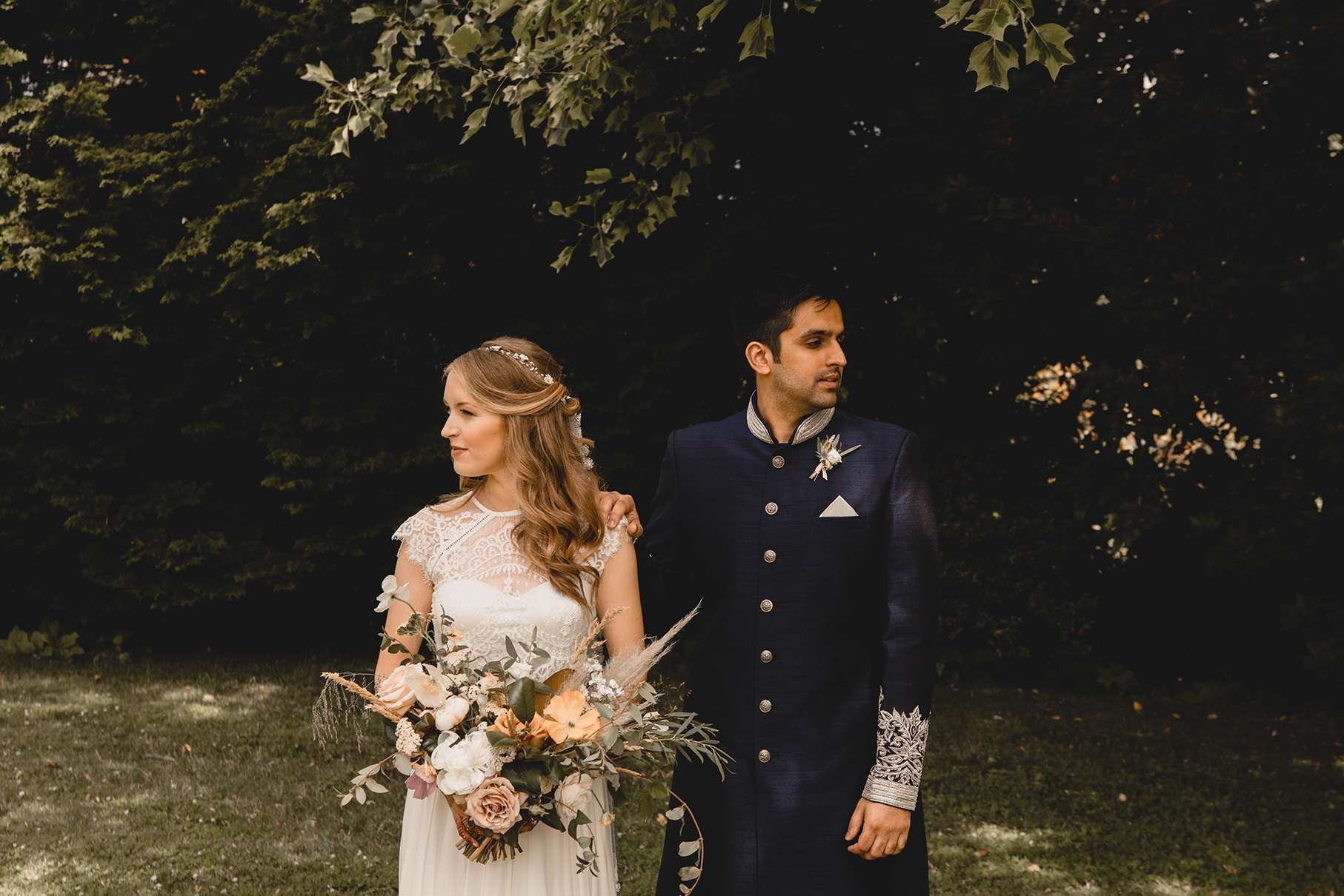 Cecil Green Park House Wedding