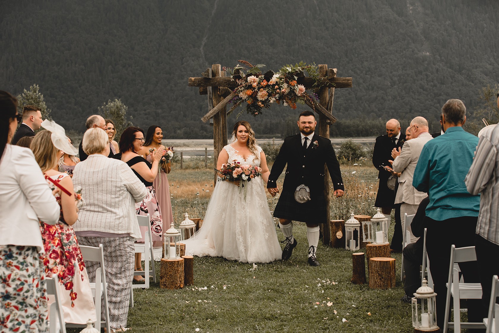 Fraser River Lodge Weddings