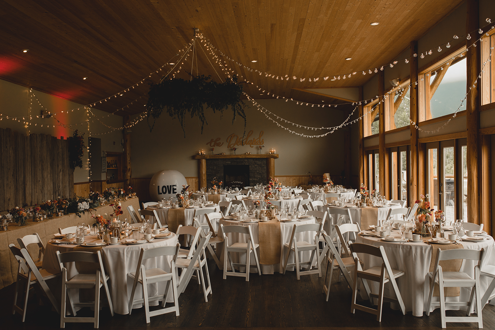 Fraser Rive Lodge Venue
