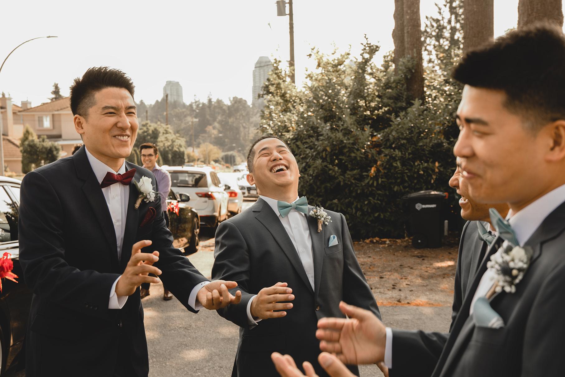 Wedding Photographer Vancouver