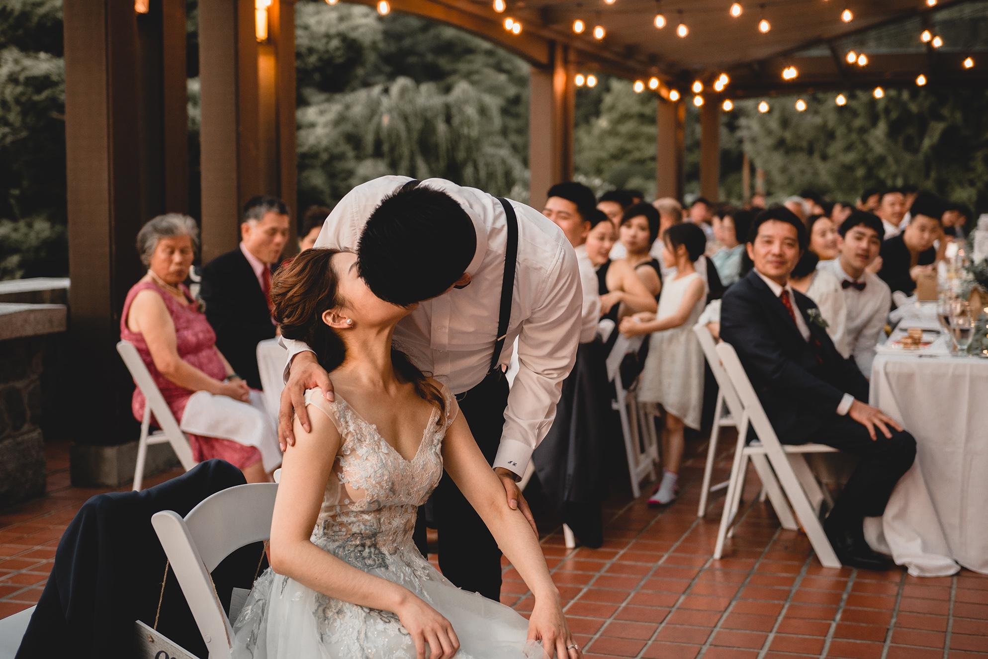 Cecil Green Wedding Photographer