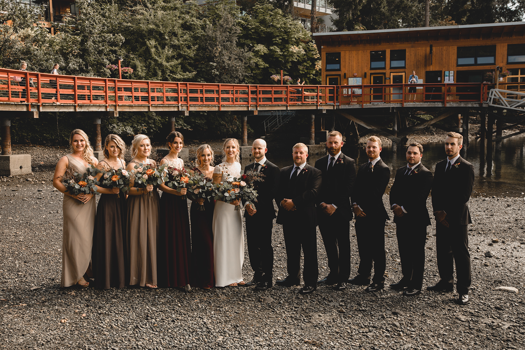 Wedding Photography Brentwood Bay