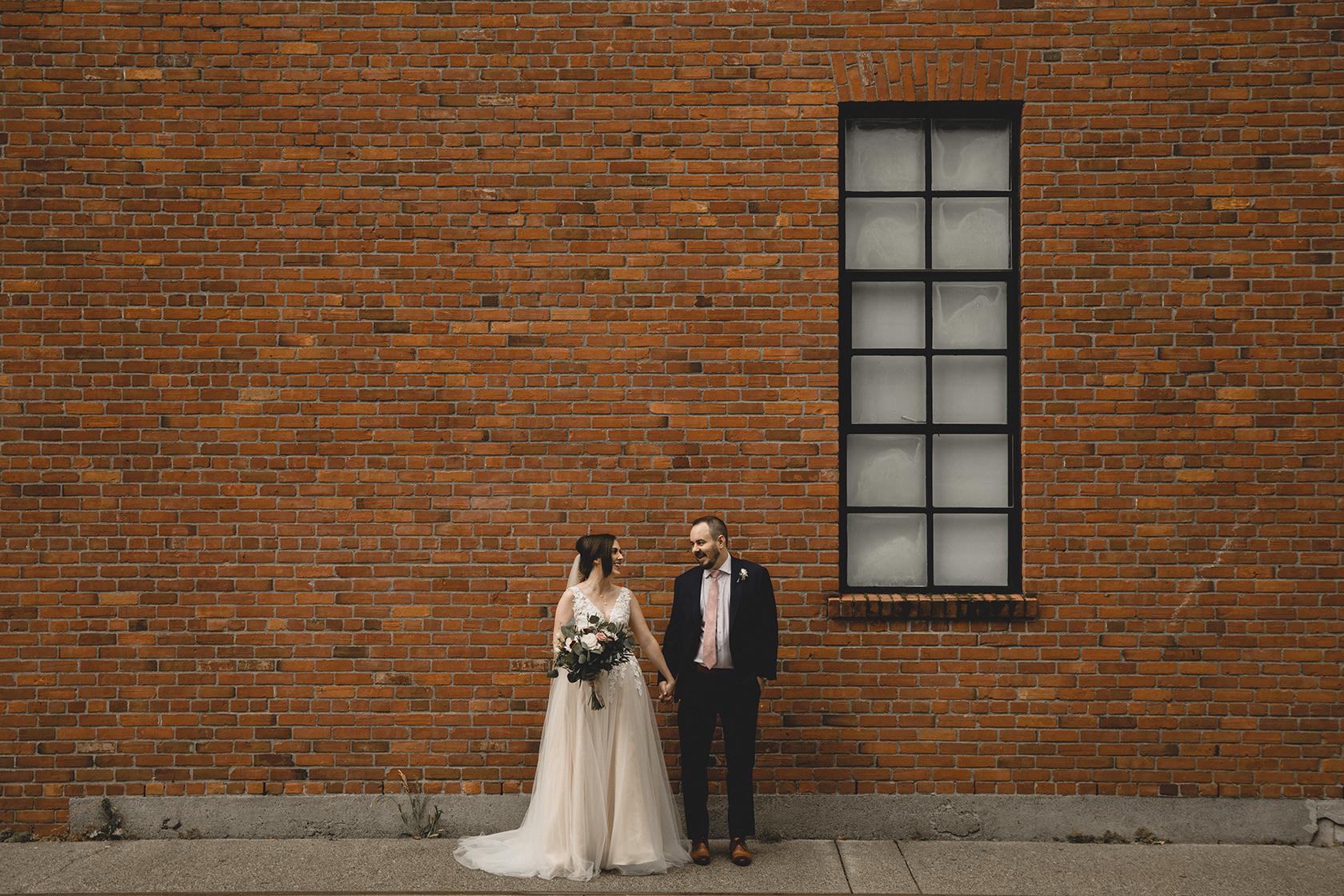 Clark + Jackie - Loft at Earls Wedding, Vancouver Wedding Photography