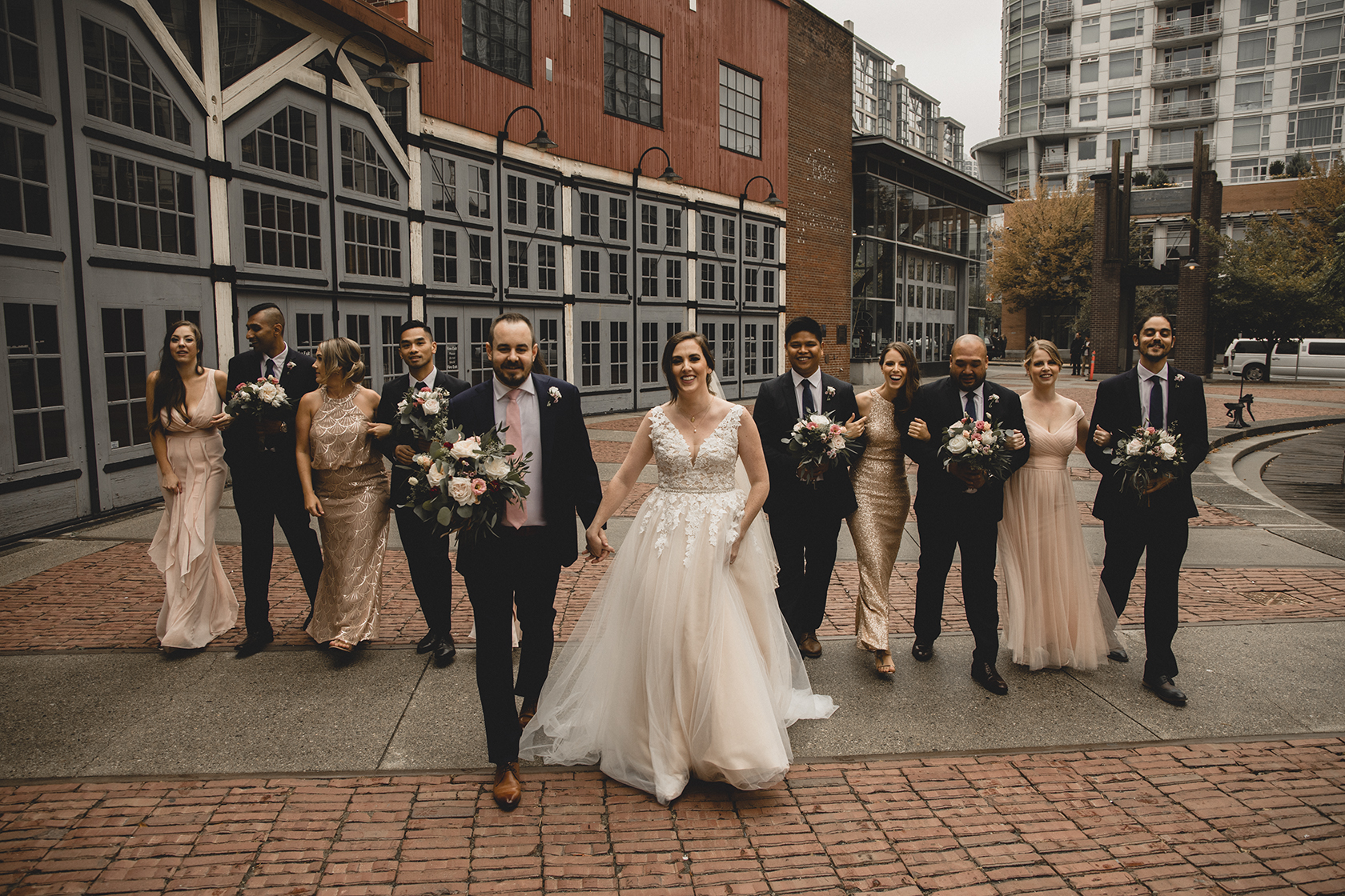 Yaletown Wedding