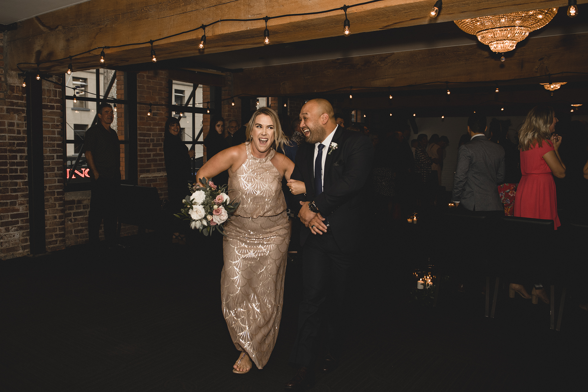 Earls Loft Wedding