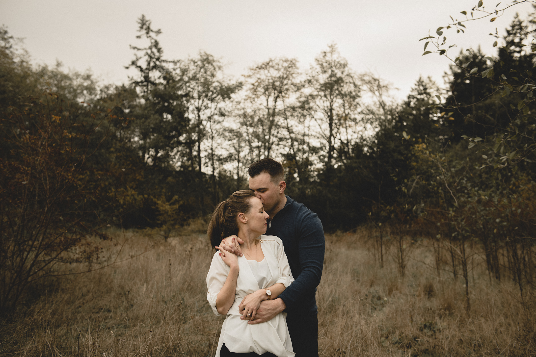 Victoria BC Engagement Photography
