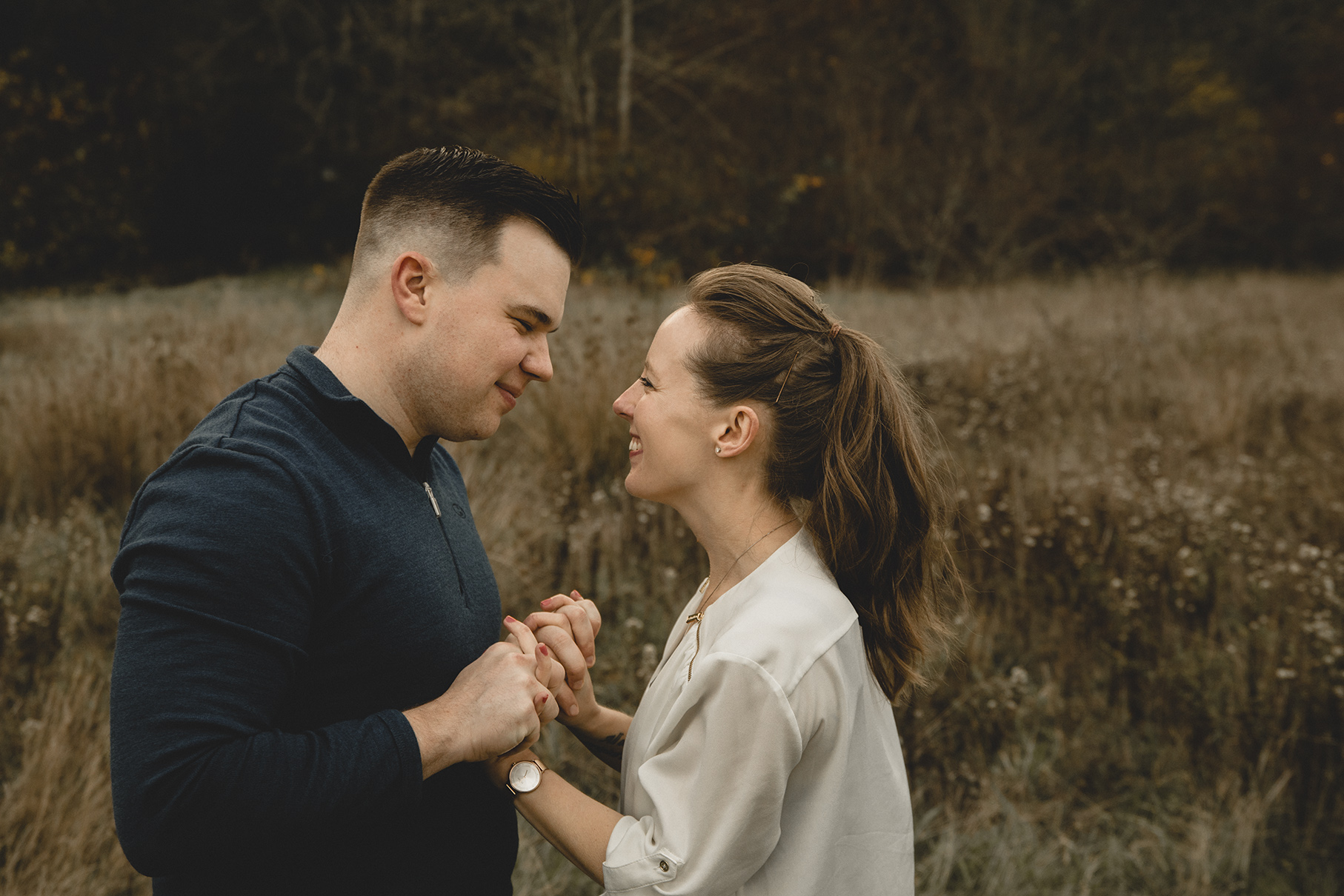 Engagement Photography Victoria BC