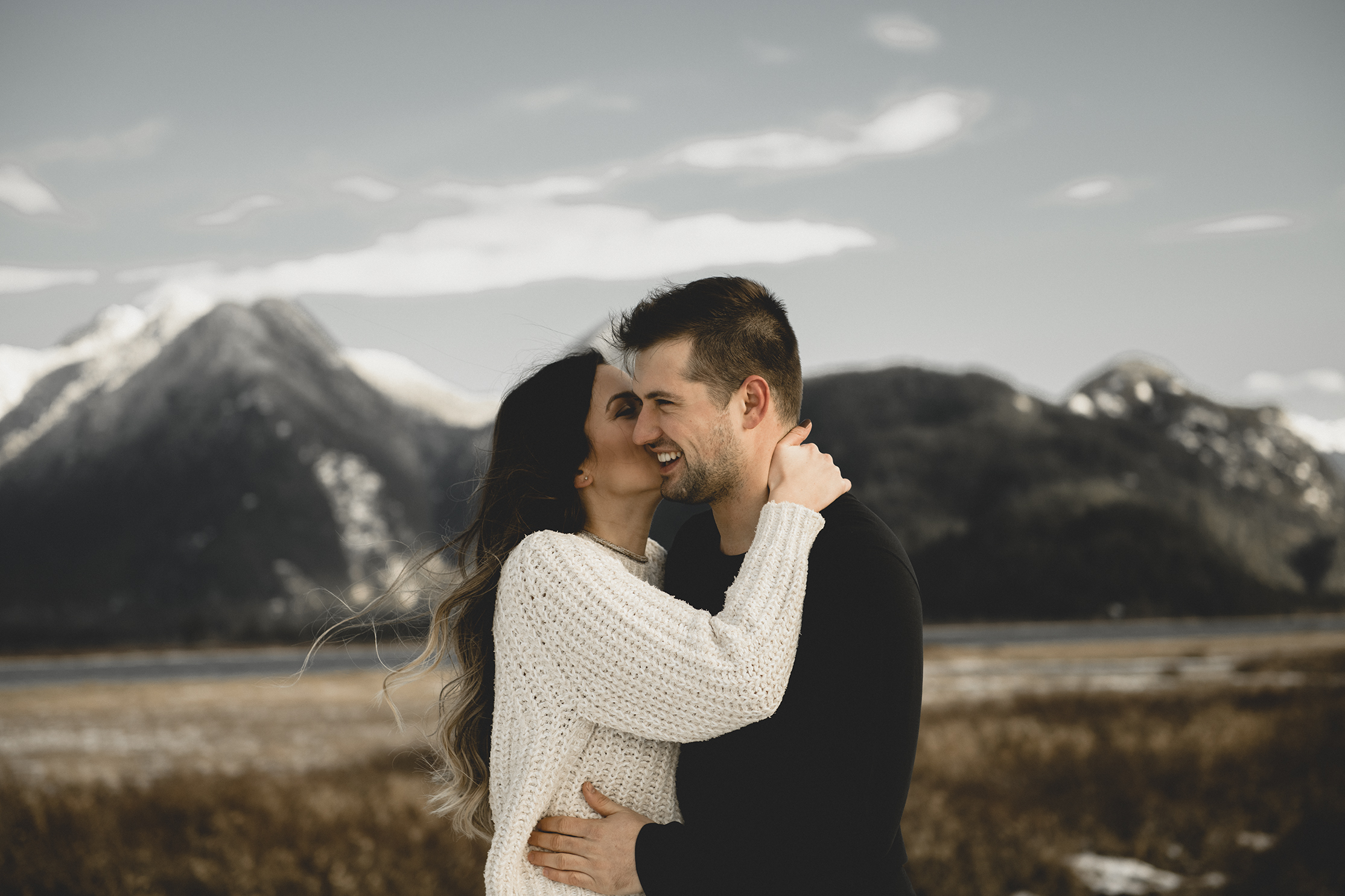 Pitt Lake Engagement