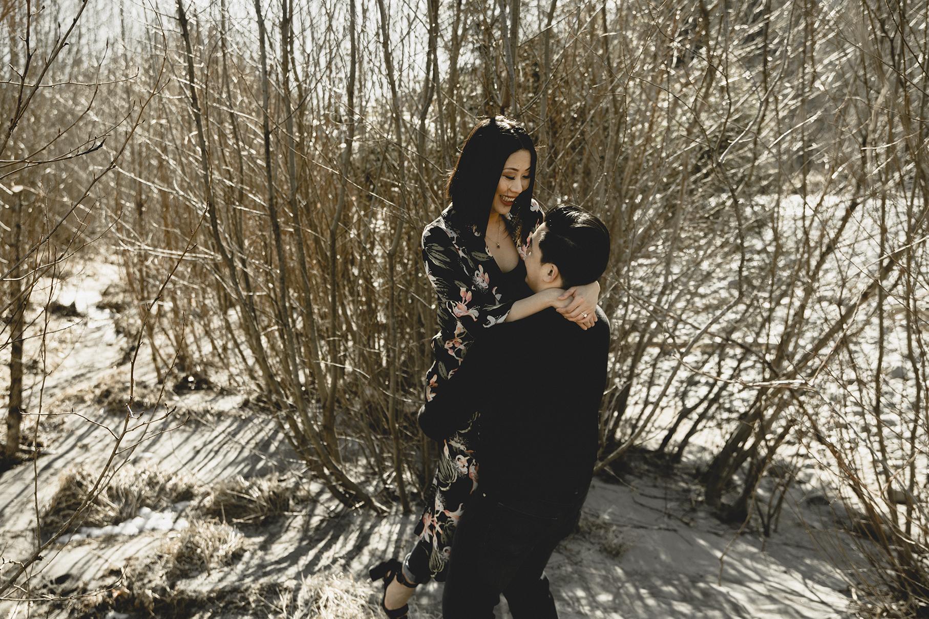 Squamish Engagement Photographer