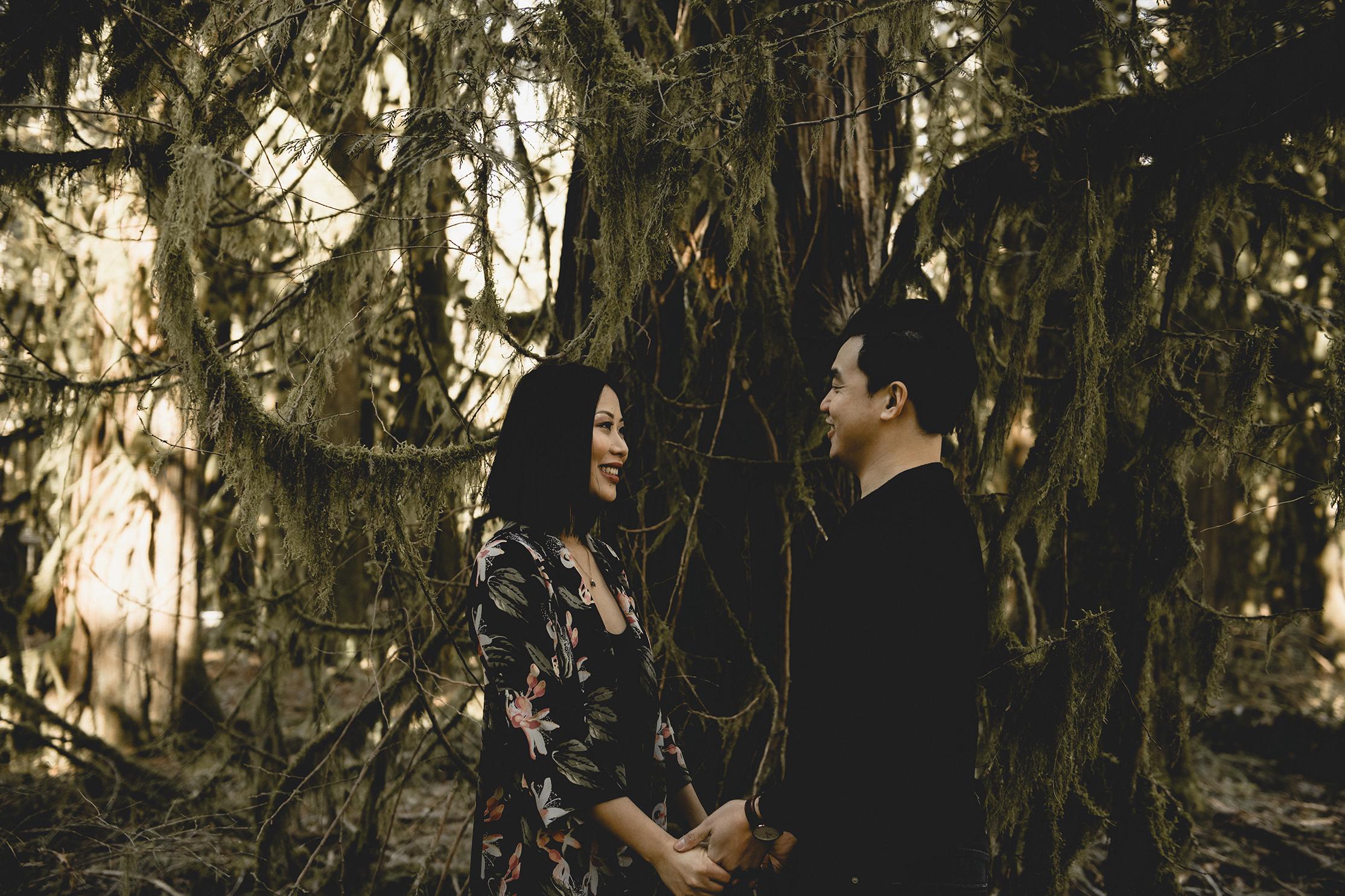 Paradise Valley Squamish Engagement