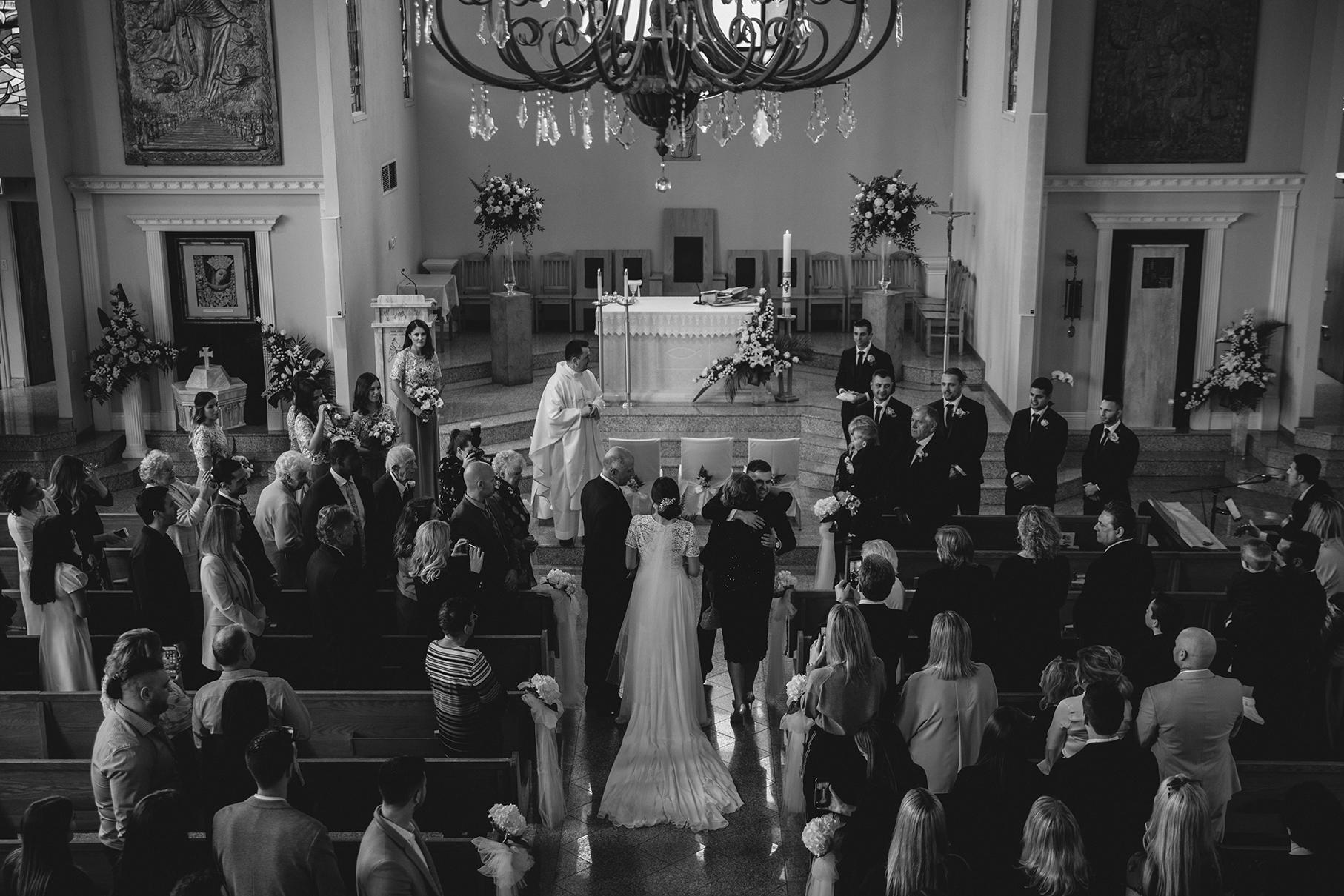Vancouver Church Wedding Photographer