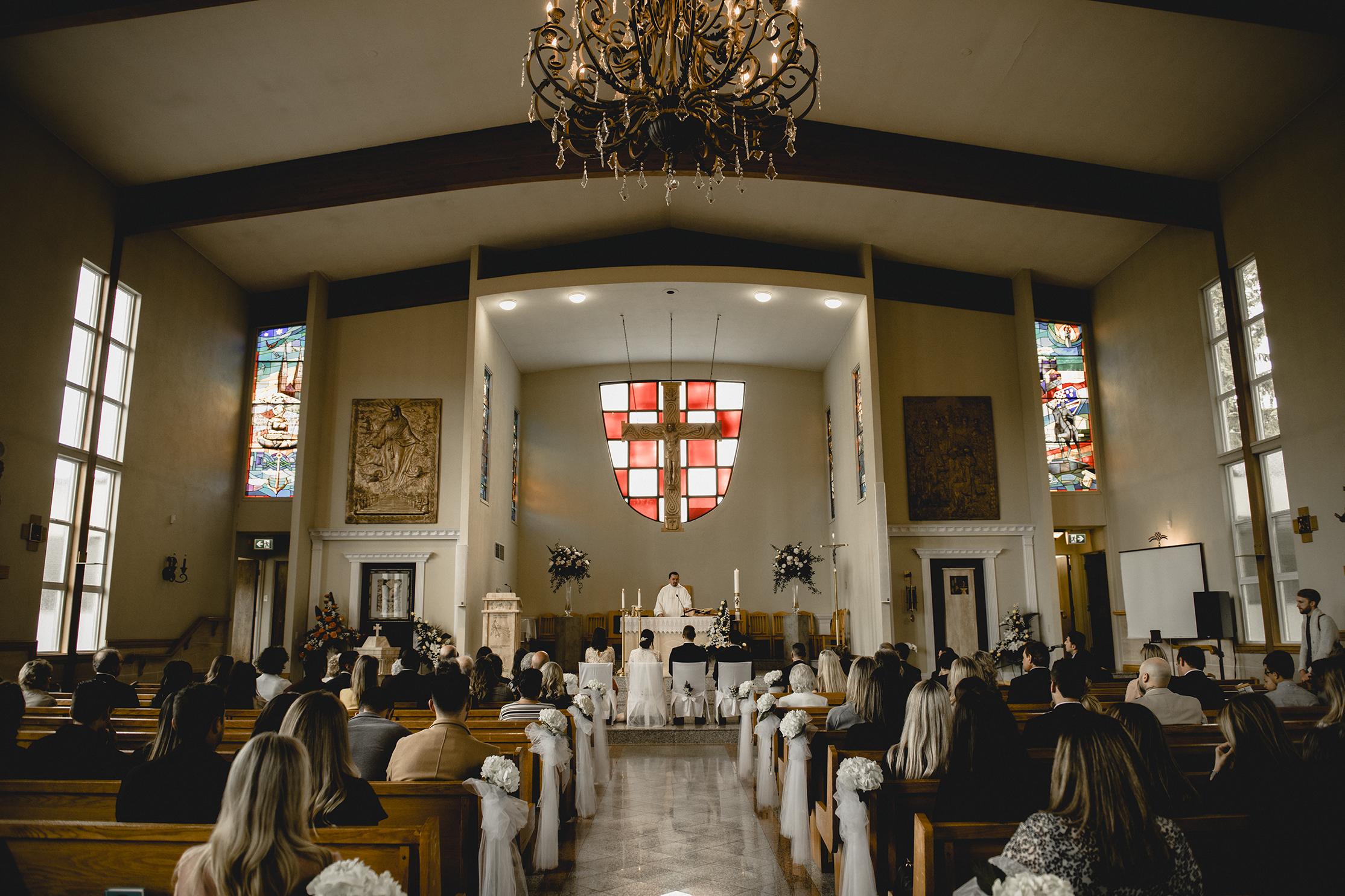 Church Wedding Vancouver