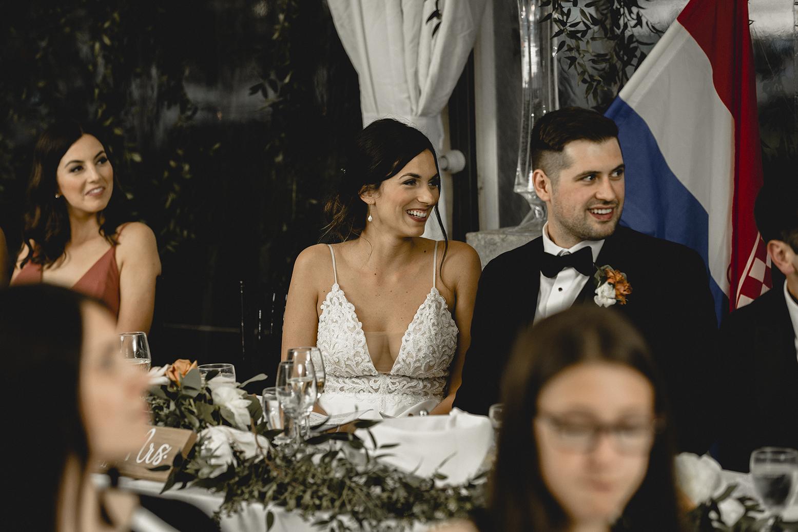 Brock House Vancouver Wedding