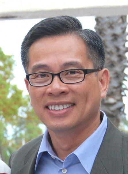 Điềm Đỗ, Chairman of the pro-democracy party Việt Tân