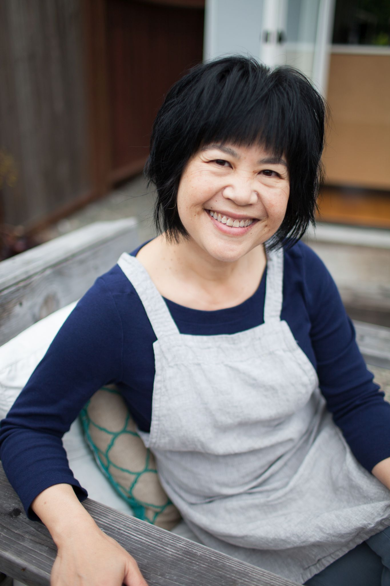 Chef Andrea Nguyễn (Photo: Common Thread Creative/Genevieve Pierson)