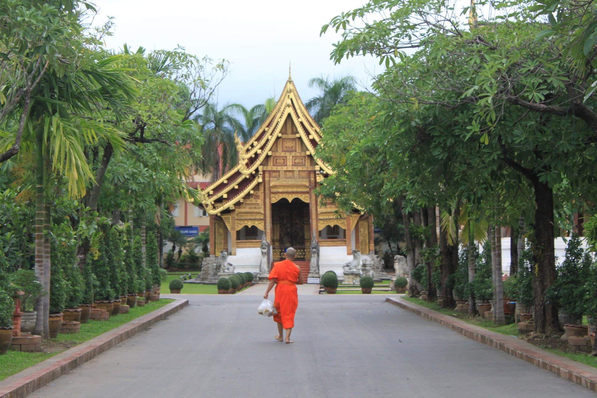 Buddhist Temple:Chiang Mai