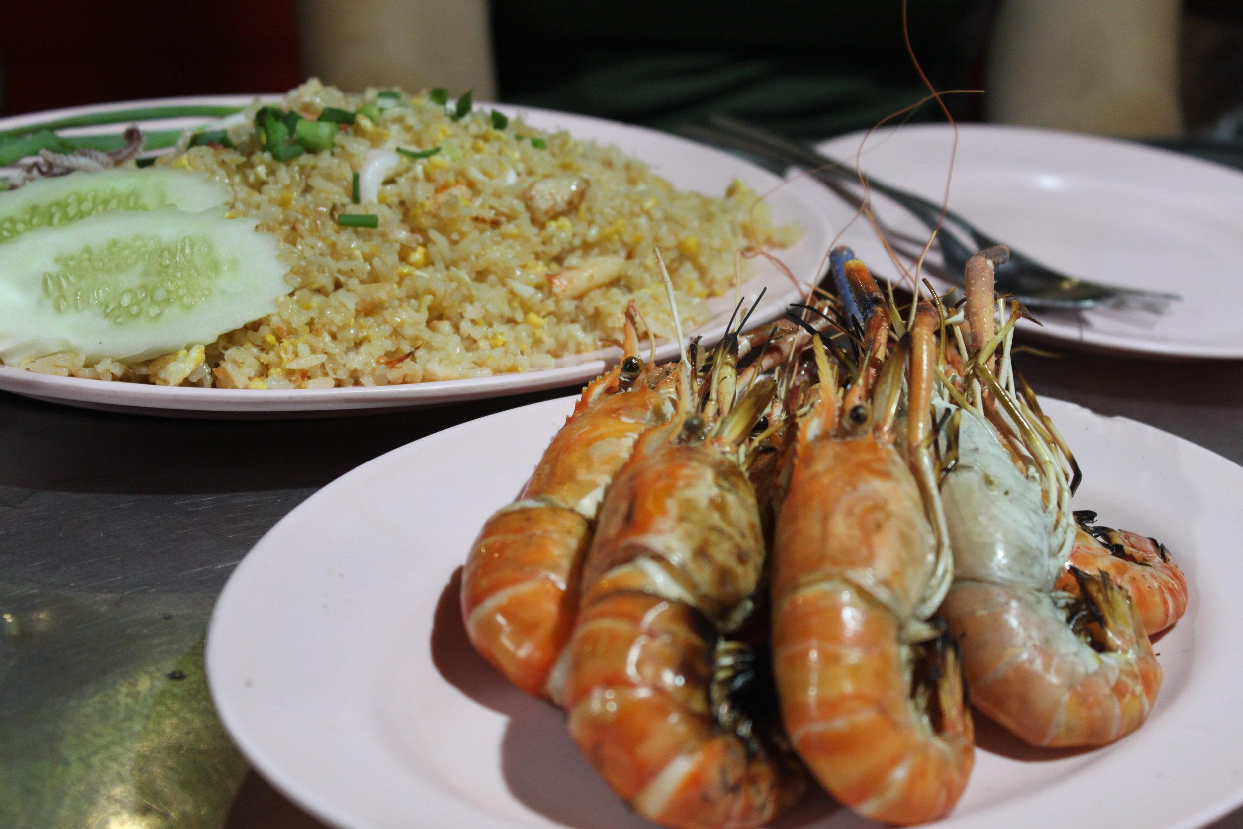 Rut & Lek Seafood,  Yaowarat Road (Chinatown)