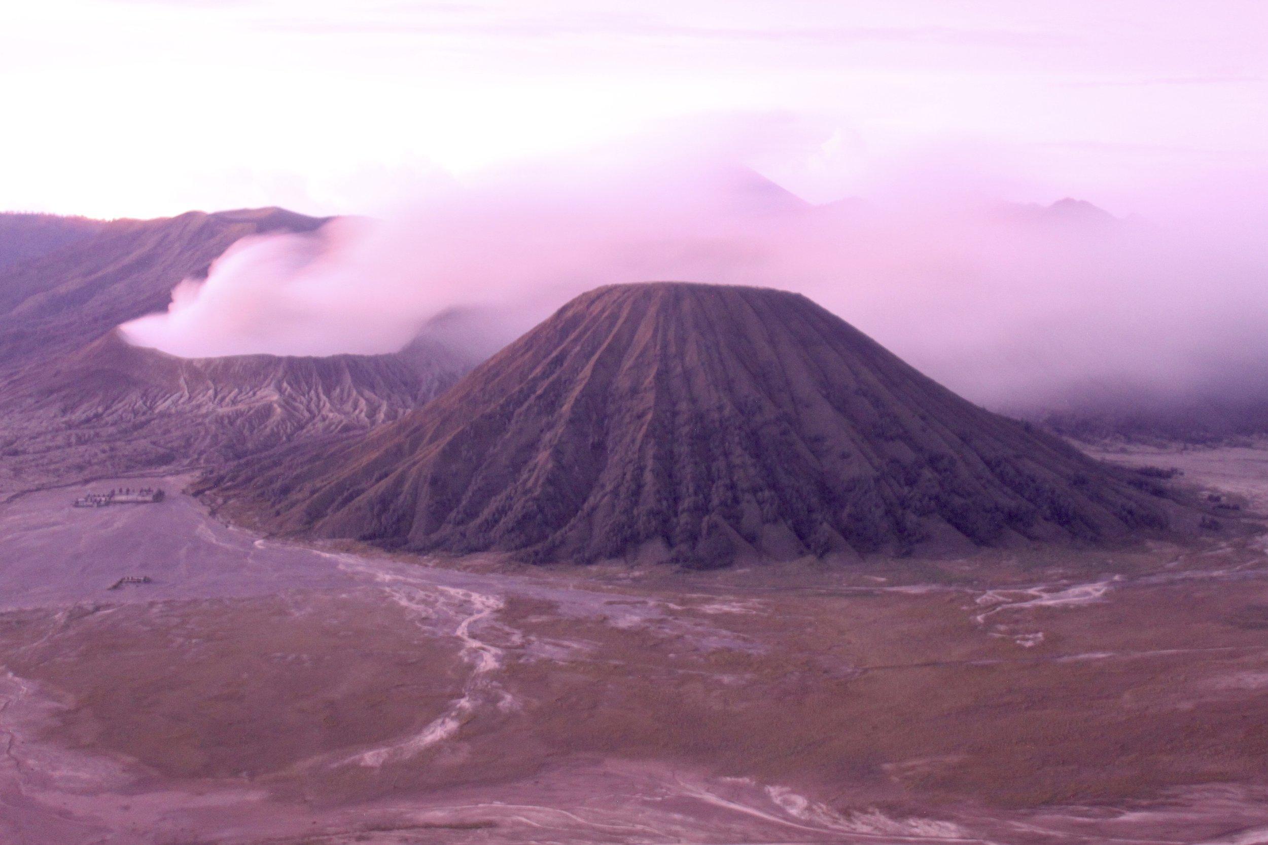 Mt. Bromo at Dawn