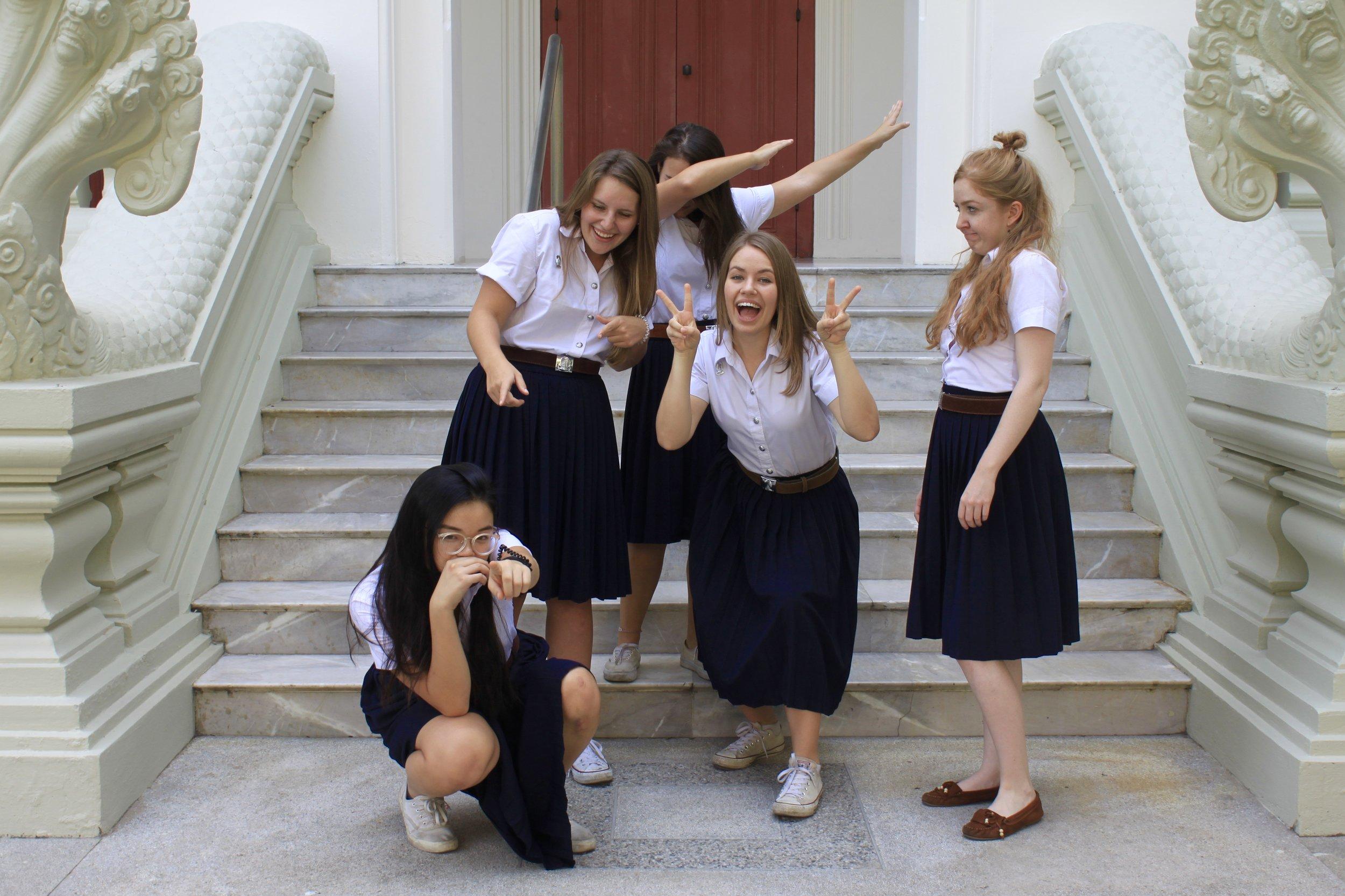 521B Personality Picture, Chulalongkorn University