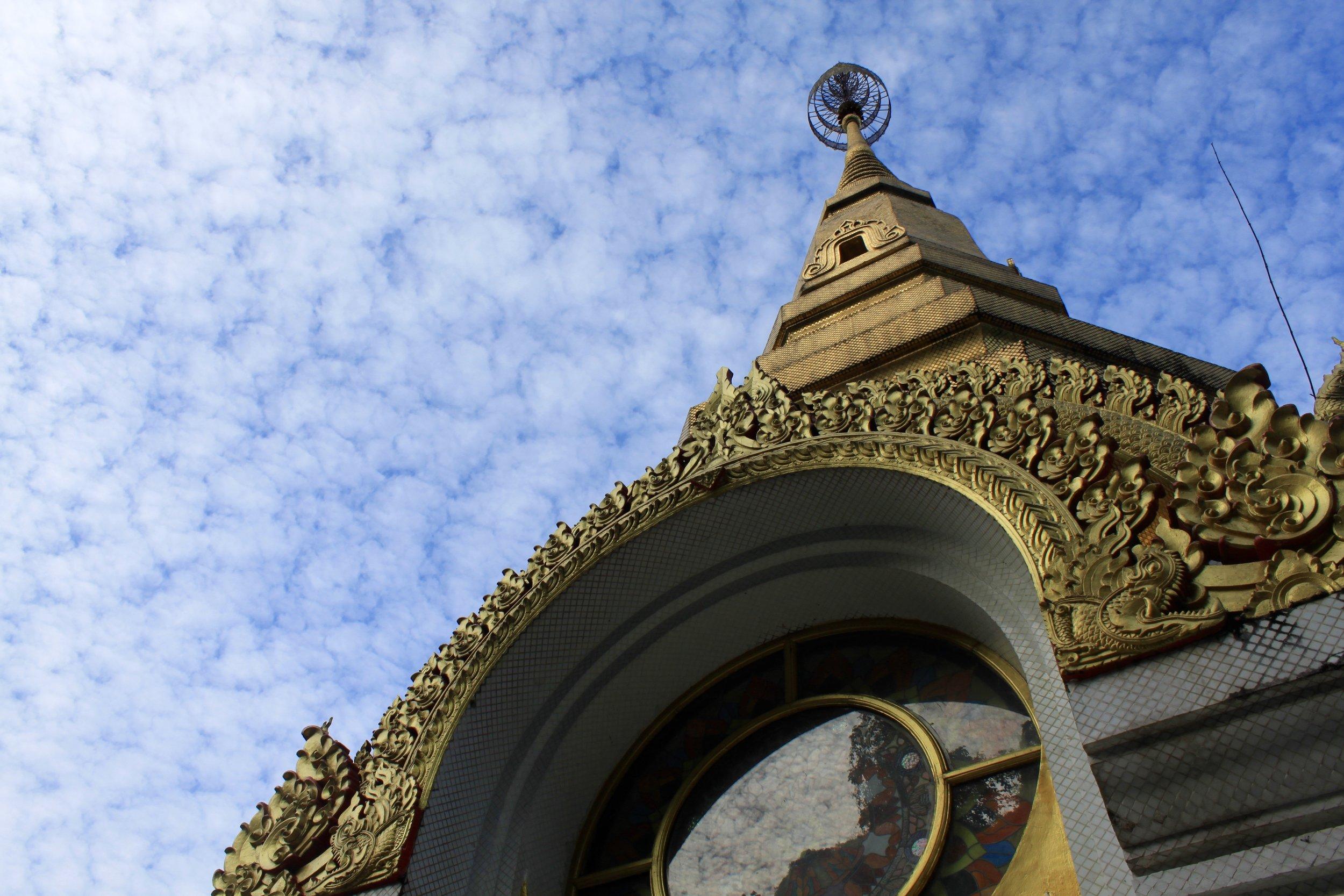 Wat Tham Pha Plong Temple, Chiang Dao