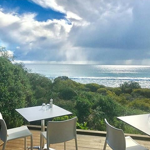 BUNKERS BEACH HOUSE A massive welcome to @bunkersbeachhouse Now serving up our Lost Swan blend alongside their new menu and some of the best views in town. #thecapeeffect #bunkersbeachhouse